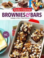 Taste of Home Brownies and Bars
