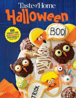 Taste of Home Halloween