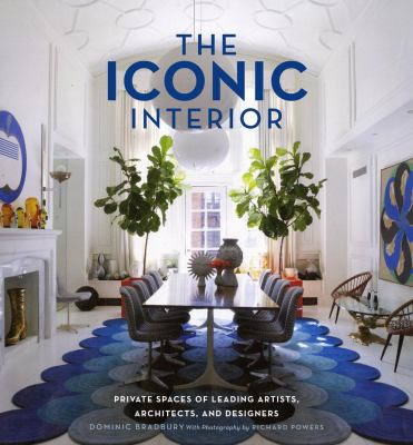 Iconic interior book cover
