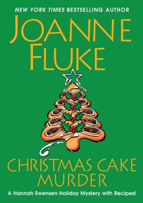 Cover image for Christmas Cake Murder