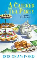 Catered Tea Party.