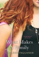 What Makes A Family