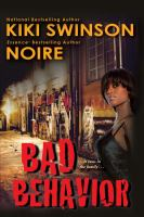 Cover of Bad behavior