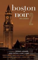 Boston Noir 2, the Classics