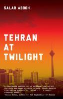 Tehran at Twilight
