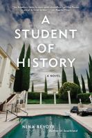 Cover of A Student of History