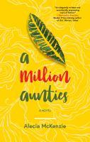 A million aunties : a novel
