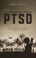 Psalm Twenty-five & PTSD