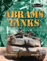 Abrams Tanks