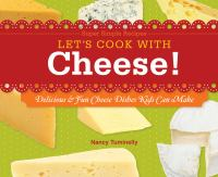 Let's Cook With Cheese!