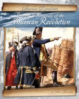 Leaders & Generals of the American Revolution