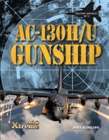 AC-130-H/U Gunship