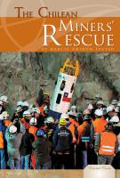 The Chilean Miners' Rescue