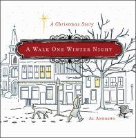 A Walk One Winter Night