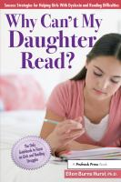 Why Can't My Daughter Read?
