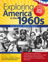 Exploring America in the 1960s