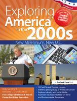 Exploring America in the 2000s