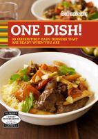 Good Housekeeping One Dish!
