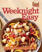 Good Housekeeping Weeknight Easy