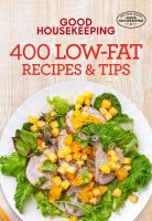 400 Low-fat Recipes & Tips