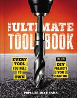 The Ultimate Tool Book