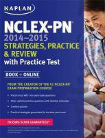 NCLEX-PN® 2014-2015