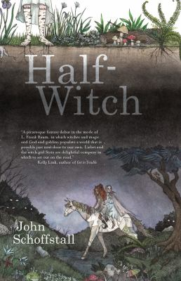 Cover image for Half-witch