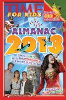 Scholastic 2013 Almanac for Kids