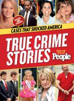 People True Crime Stories 2012