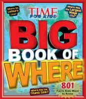 Time for Kids Big Book of Where?