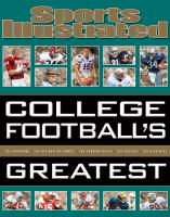 College Football's Greatest
