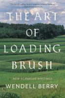 The Art of Loading Brush
