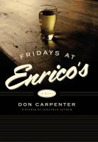 Fridays at Enrico's