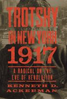Trotsky in New York 1917