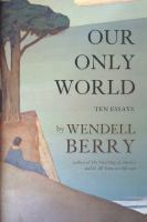 Our Only World