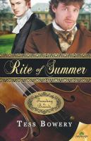 Rite of Summer