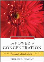The Power of Concentration, Part Two