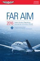 FAR/AIM 2016
