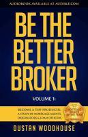 Be the Better Broker
