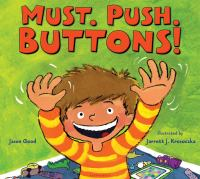Must. Push. Buttons!