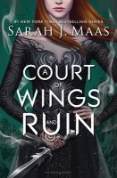 Image: A Court of Wings and Ruin