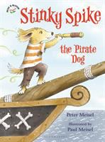Stinky Spike The Pirate Dog