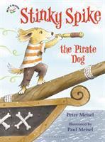 Stinky Spike the Pirate Dog