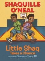 Little Shaq Takes A Chance