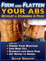 Firm & Flatten your Abs