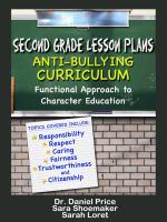 Second Grade Lesson Plans