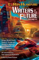 Writers of the Future, Volume 31