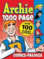 Archie 1,000 Page Comics-palooza