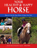 Your Healthy & Happy Horse