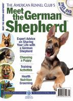 The American Kennel Club's Meet the German Shepherd